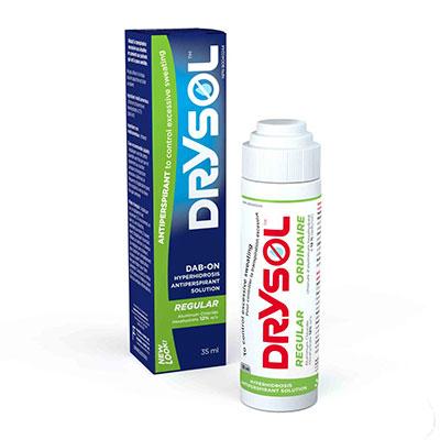 DRYSOL REGULAR 12% DAB-ON 35ML